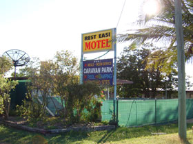 Rest Easi Motel - Accommodation NT