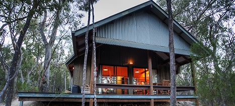 Girraween Environmental Lodge - Accommodation NT