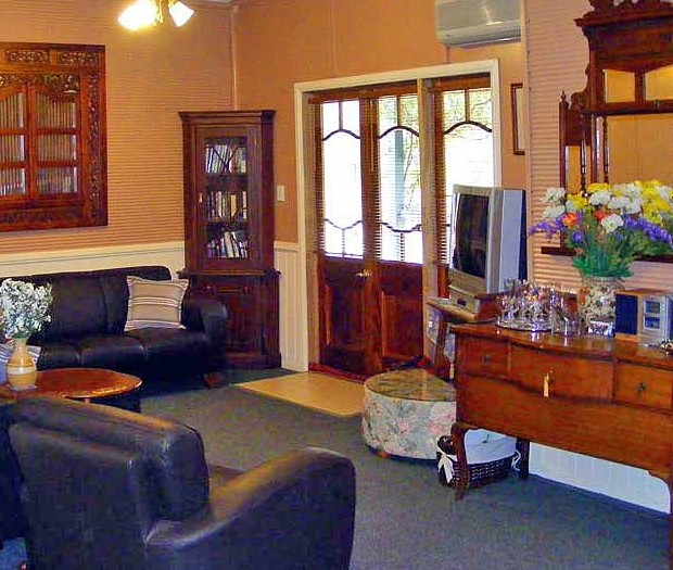 Windswept Country Retreat - Accommodation NT
