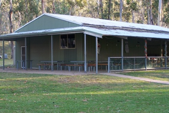 Goomburra Valley Campground - Accommodation NT