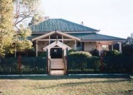 Grafton Rose Bed and Breakfast - Accommodation NT