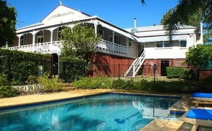 Wiss House Bed and Breakfast - Accommodation NT