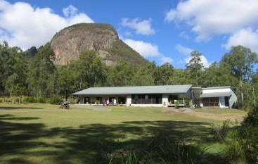 Zengarra Country House and Pavilions - Accommodation NT
