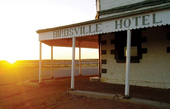Birdsville Hotel - The Outback Loop