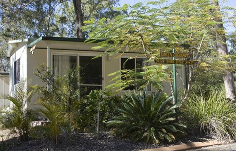 Barambah Bush Caravan Park - Accommodation NT