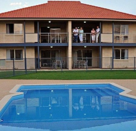 Pinnacles Edge Resort - Accommodation NT