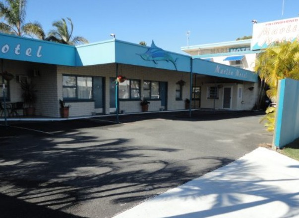 Marlin Motel Pet Friendly - Accommodation NT