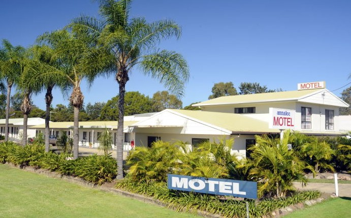 Annalee Motel Beaudesert - Accommodation NT