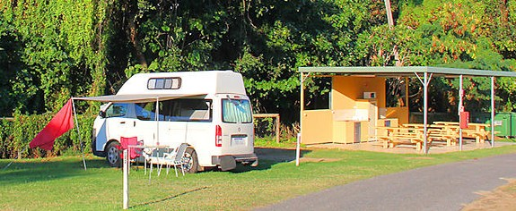 Bell Park Caravan Park - Accommodation NT