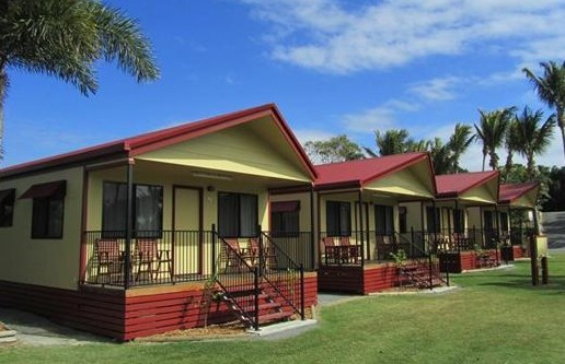 Big 4 Capricorn Palms Holiday Village - Accommodation NT