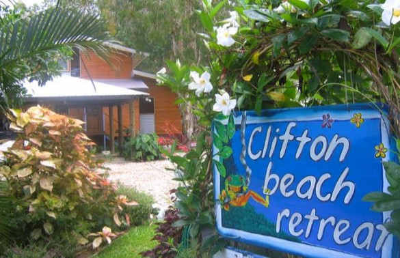 Clifton Beach Retreat - Accommodation NT
