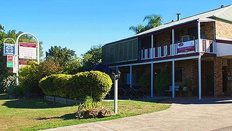 Great Eastern Motor Inn - Accommodation NT