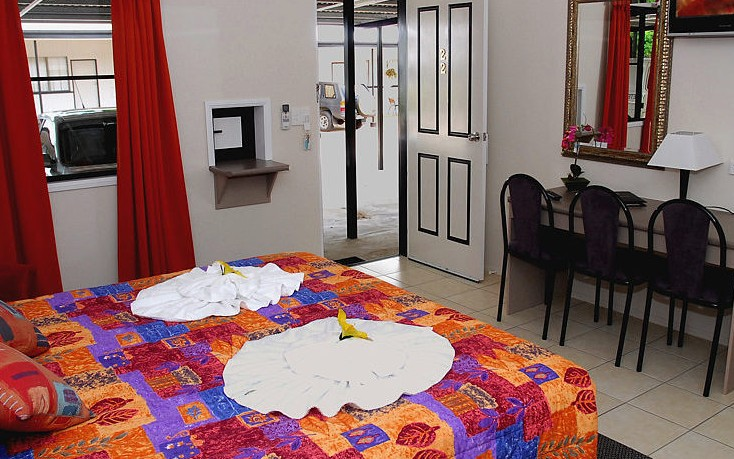 Charters Towers Motel - Accommodation NT