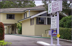 Redleaf Resort - Accommodation NT