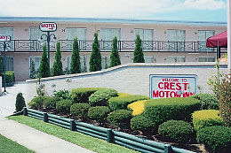 Crest Motor Inn - Accommodation NT