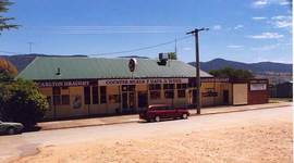 CORRYONG HOTEL/MOTEL - Accommodation NT