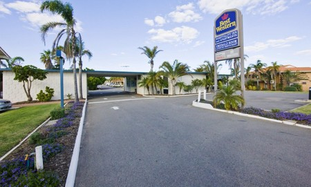 Best Western Hospitality Inn Geraldton - Accommodation NT