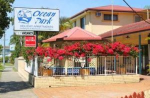 Ocean Park Motel and Holiday Apartments - Accommodation NT