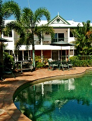 Arcadia Gardens Apartments - Accommodation NT