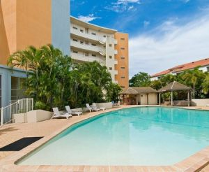 Rays Resort Apartments - Accommodation NT