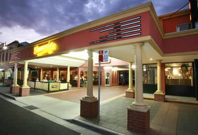 The Commodore Motor Inn - Accommodation NT