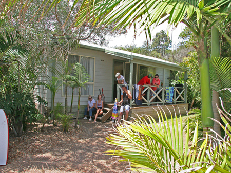 One Mile Beach Holiday Park - Accommodation NT