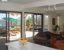Lakeview Cottage - Accommodation NT