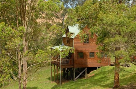 Hookes Creek Forest Retreat - Accommodation NT
