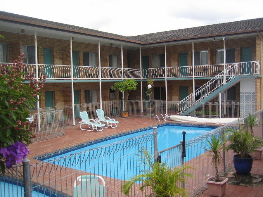 The Coasters Motel - Accommodation NT