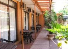 Desert Rose Inn - Accommodation NT