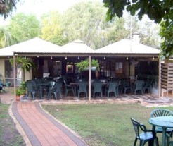 Douglas Daly Tourist Park - Accommodation NT
