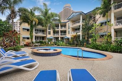 Surfers Beach Holiday Apartments - Accommodation NT