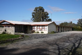 The Castle Creek Motel - Accommodation NT