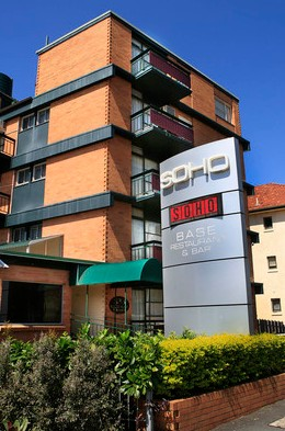 Soho Brisbane - Accommodation NT