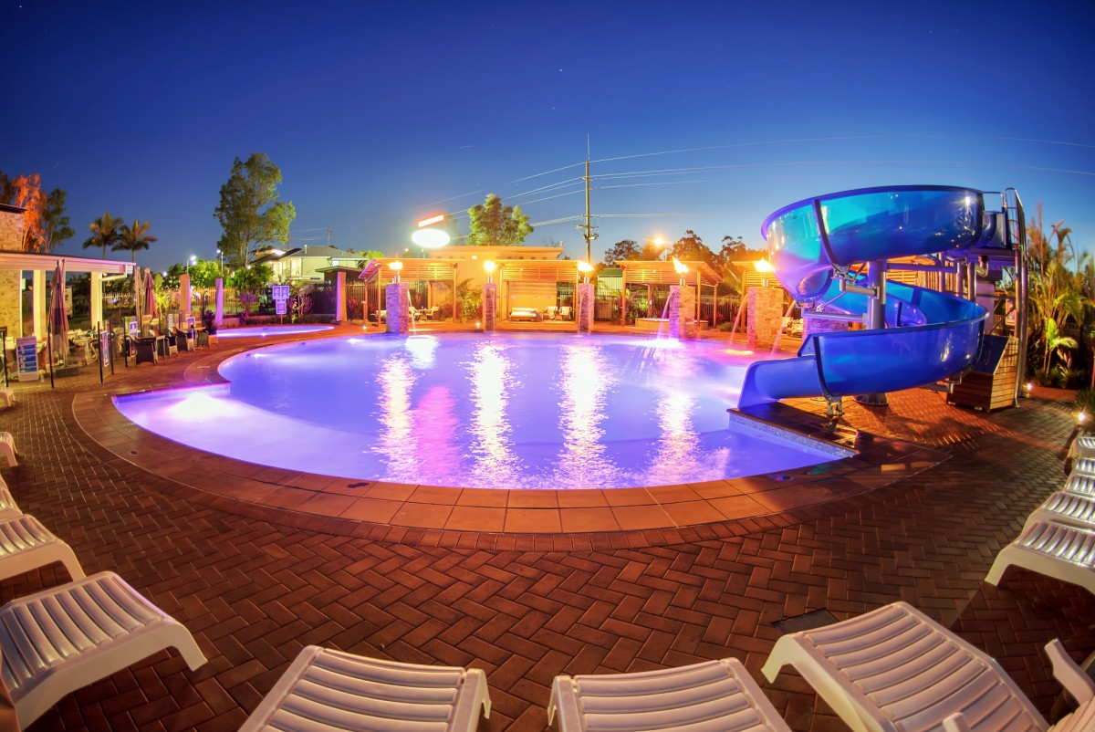 BIG4 Gold Coast Holiday Park  Motel - Accommodation NT