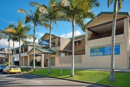 Byron Bay Side Central Motel - Accommodation NT