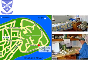 Duchesne College - Accommodation NT
