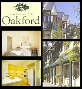 Adelaide Oakford Apartments - Accommodation NT