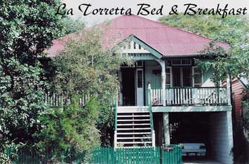 La Toretta Bed And Breakfast - Accommodation NT