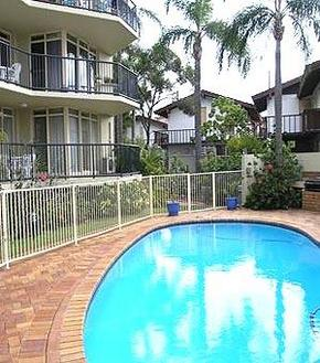 Bayview Beach Holiday Apartments - Accommodation NT