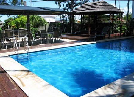 Country Plaza Motor Inn - Accommodation NT