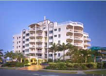 Beachside Resort kawana Waters - Accommodation NT