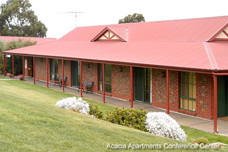 Acacia Apartments - Accommodation NT