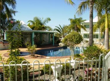 Reef Adventureland Motor Inn - Accommodation NT