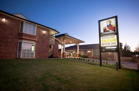 Bathurst Heritage Motor Inn - Accommodation NT