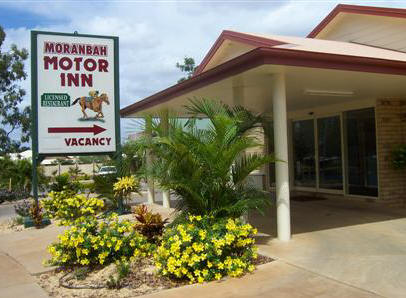 Moranbah Motor Inn Bar And Restaurant - Accommodation NT