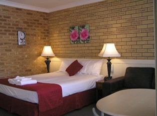 Blue Violet Motor Inn - Accommodation NT