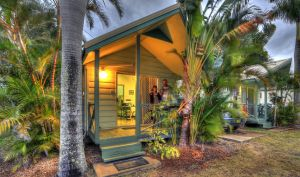 Harbour View Tourist Park - Accommodation NT