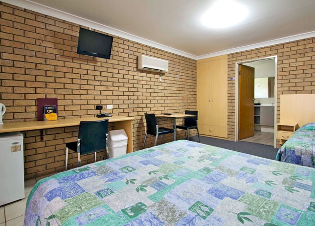 Sunray Motor Inn Toowoomba - Accommodation NT