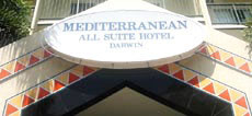 Mediterranean All Suite Hotel - Accommodation NT